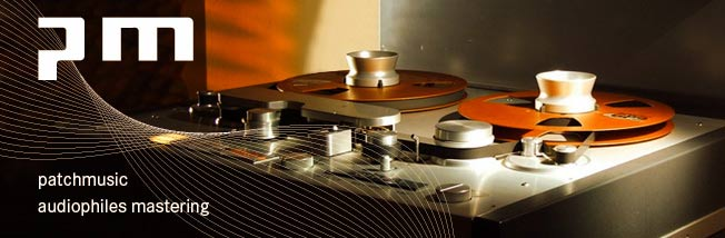 Analoges Mastering - Online Mastering - Patchmusic - Mastering Studio